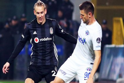 Beşiktaş ile Kasımpaşa bu akşam saat 19.00'da karşı karşıya geliyor
