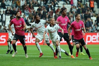 Beşiktaş, Kasımpaşa'yı 3-2 mağlup etti