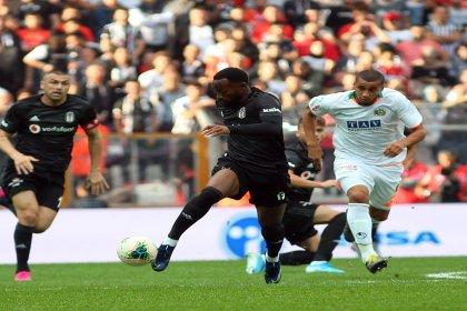Beşiktaş, lider Alanyaspor'u 2-0 yendi