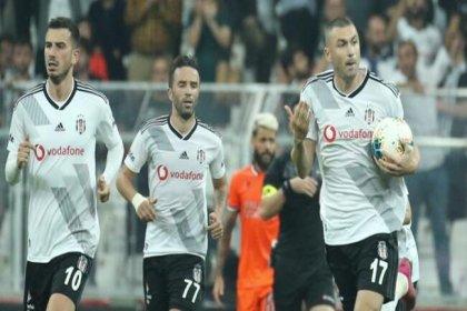Beşiktaş, Medipol Başakşehir'le 1-1 berabere kaldı