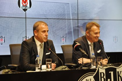 Beşiktaş'ta Abdullah Avcı imzayı attı