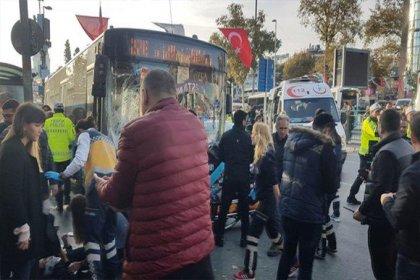 Beşiktaş'ta Özel Halk Otobüsü şöförünün gerçekleştirdiği olayda yaralanan Yalçın Tahir Billur hayatını kaybetti