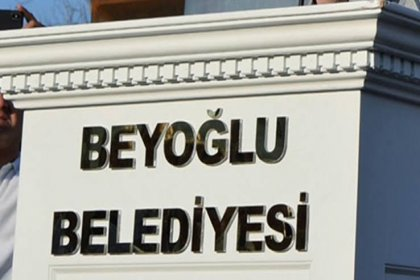 Beyoğlu Belediyesi, planda katlı otopark yapılması öngörülen alanı satışa çıkarıyor