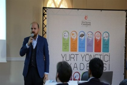 Bilal Erdoğan'ın vakfına beş milyon TL'lik yurt