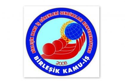 Birleşik Kamu-İş, emekçilerin hakları konusundaki taleplerini basın açıklamasıyla duyuracak