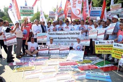 Birleşik Kamu-İş, kamu emekçilerinin taleplerini açıkladı