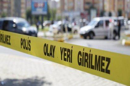 Birlikte yaşadığı kadını rehin alan şahıs, bir polisi öldürdü