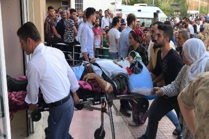Bitlis'te korkunç kaza: 8 ölü, 5 yaralı