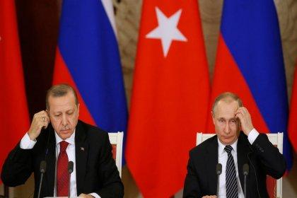 Bloomberg: Türkiye ile Rusya arasında ABD yaptırımlarına karşı acil toplantı düzenlendi