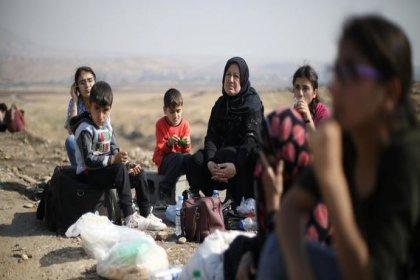 BM: Barış Pınarı Harekatı 176 bin kişiyi yerinden etti