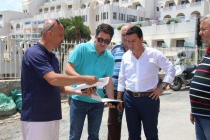Bodrum Belediye Başkanı Aras'tan habersiz denetleme