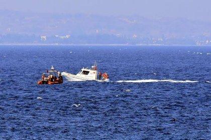 Bodrum'da kaçak göçmen botu battı: 3 kayıp