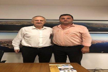 Bosna Sancak Derneği'den Bakırköy Belediye Başkan Yardımcısı'na tebrik ziyareti