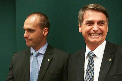 Brezilya Cumhurbaşkanı Bolsonaro oğlunu ABD Büyükelçisi yapmaya hazırlanıyor!