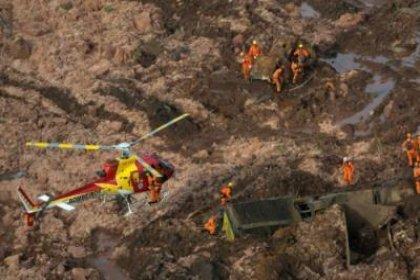 Brezilya'da baraj faciasında ölü sayısı 34'e yükseldi