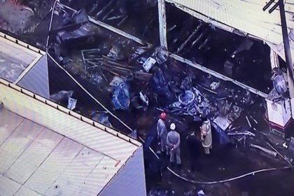 Brezilya'da futbol takımı tesislerinde yangın faciası: 10 çocuk hayatını kaybetti