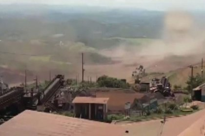 Brezilya'daki baraj felaketinde ölü sayısı 121'e yükseldi