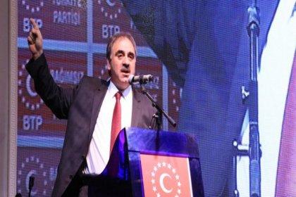 BTP'nin İstanbul adayı Selim Kotil: 1 milyar TL'yi yandaş üç beş vakfa veremezsin