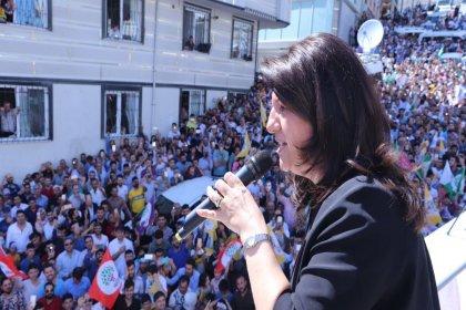 Buldan: Herkes AKP'den ve kayyımlardan kurtulmak için 31 Mart'ı bekliyor