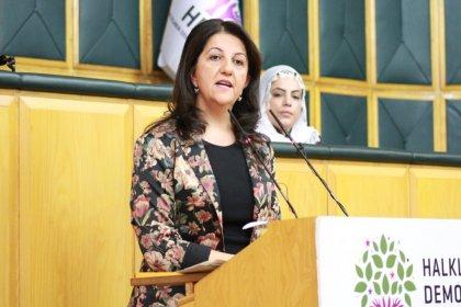 Buldan: Leyla Güven açlık grevine devam edeceğini söyledi