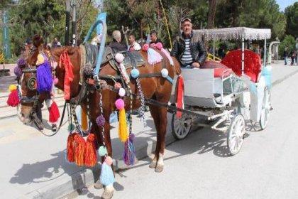 Burdur'da da fayton yasaklanıyor