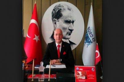 Büro-İş Sendikası Genel Başkanı Alay Hamzaçebi'den kamu çalışanlarına 'Birleşik Kamu-İş'e üye olun' çağrısı