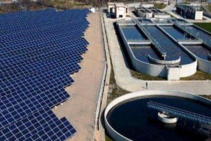Çanakkale'nin atık suları, güneş enerjisiyle arıtılıyor