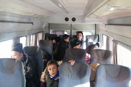 Çanakkale'de 34 kaçak göçmen yakalandı