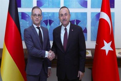 Çavuşoğlu ile Maas'tan ortak basın toplantısı: 'Aramızda ciddi görüş ayrılıkları var'