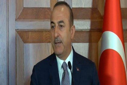 Çavuşoğlu: Rejimin ateşle oynamaması gerekiyor