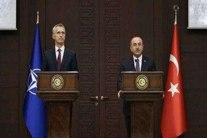 Çavuşoğlu ve NATO Genel Sekreteri Stoltenberg'den ortak açıklama