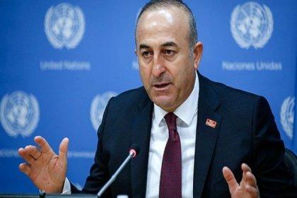 Çavuşoğlu'ndan Erbil'deki saldırıyla ilgili açıklama