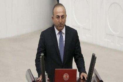 Çavuşoğlu'ndan Meclis'te Barış Pınarı Harekatı açıklaması: Bugün en çok tepki gösteren ülkelerin amaçları burada bir terör örgütü kurmak