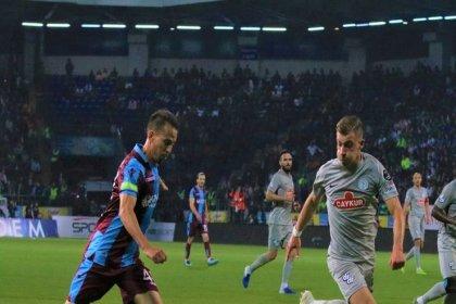 Çaykur Rizespor 2-3 Trabzonspor