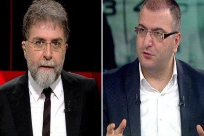 Cem Küçük-Ahmet Hakan kavgası büyüyor: 'Ahmet Hakan, Buket Aydın'a dair bilgileri internet sitelerine sızdırdı'