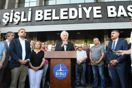 Cemil Candaş ölümünün 3. yılında Şişli Belediyesi'nde anıldı