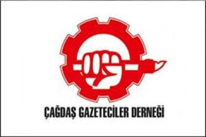 ÇGD: Basın kartı yönetmeliği iptal edilmelidir