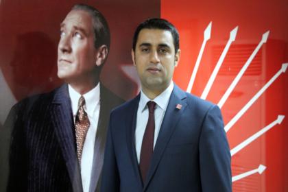CHP Adana İl Başkanı Emrah Kozay görevinden istifa etti