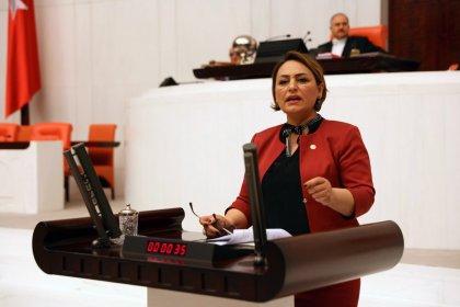 CHP Adana Milletvekili Müzeyyen Şevkin'den 5 yıldır bitirilemeyen stat için araştırma komisyonu kurulması talebi