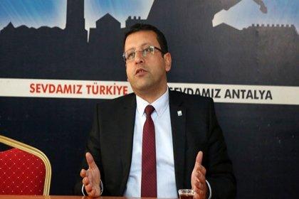 CHP Antalya İl Başkanı Kumbul: İktidarın dümenine su taşıyan sözde muhalifleri tarih asla affetmeyecek