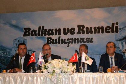 CHP Balkan Masası kurdu