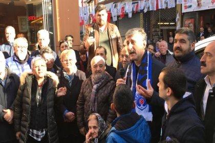 CHP Beyoğlu adayı Alper Taş: Küçük esnafın sorunlarını çözeceğiz