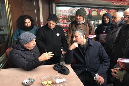 CHP Beyoğlu adayı Alper Taş: Vatandaşın ayağına giden bir belediye olacağız