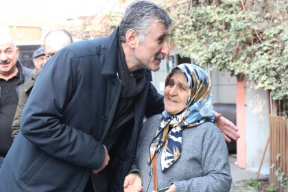 CHP Beyoğlu Belediye Başkan adayı Alper Taş: Verdiği sözü unutanlarla bizi karıştırmayın