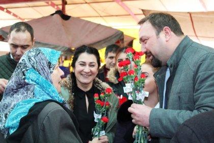 CHP Çiğli Belediye Başkan adayı Gümrükçü: Amacımız gülümseyen bir Çiğli oluşturmak