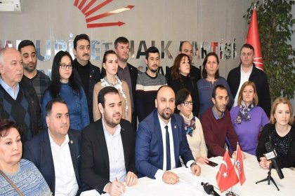 CHP Çorlu ilçe yönetimi istifa etti