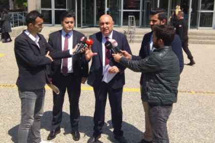 CHP, Kılıçdaroğlu'na linç girişimiyle ilgili Jandarma Komutanı hakkında suç duyurusunda bulundu