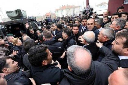 CHP, Kılıçdaroğlu'na saldırıya ilişkin İçişleri Bakanlığı aleyhinde suç duyurusunda bulundu: 'Suçluyu kayırma suçu işleniyor'