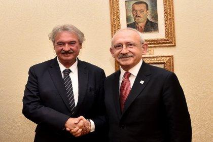 CHP Lideri Kemal Kılıçdaroğlu, Lüksemburg Dışişleri Bakanı Asselborn ile görüştü