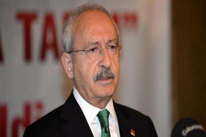 CHP Lideri Kılıçdaroğlu, Diyarbakır'da terör saldırısında hayatını kaybedenler için başsağlığı mesajı yayımladı